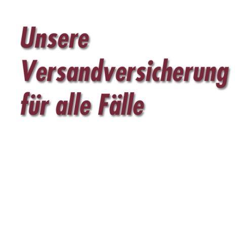 Versandversicherung   Schön & Wieder
