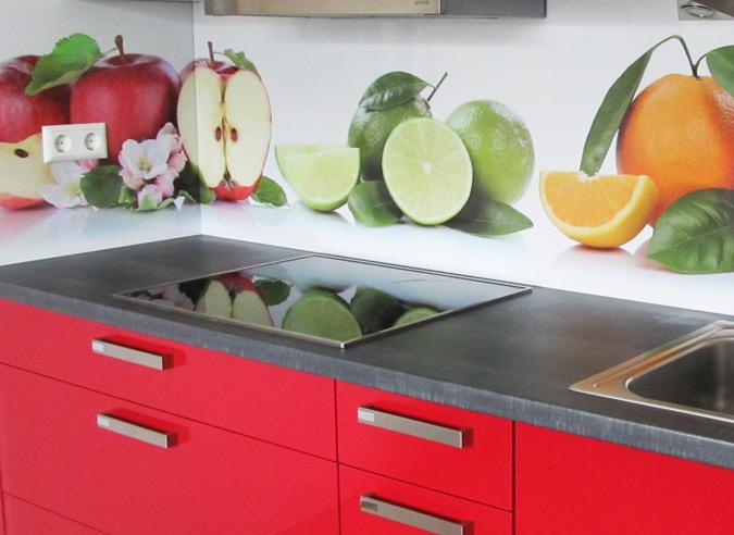 Fliesenspiegel und Küchenspiegel